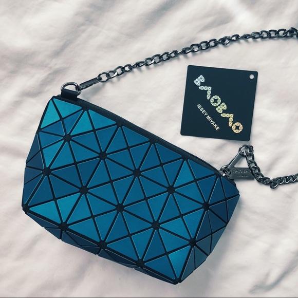 Issey Miyake Bags   Bao Bao Prism Chain Clutch   Poshmark 38a849a2a7